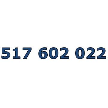 517 602 022 ORANGE ŁATWY ZŁOTY NUMER STARTER