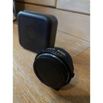 Metabones - Nikon G to Micro 4/3 Speed Booster