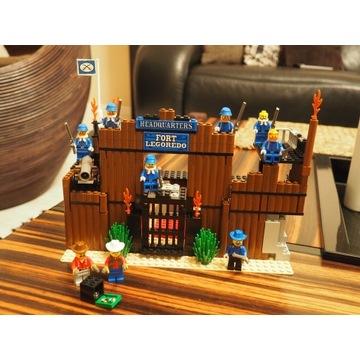 klocki lego system fort legoredo 6769 western