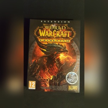 World Of Warcraft: Cataclysm (PC)