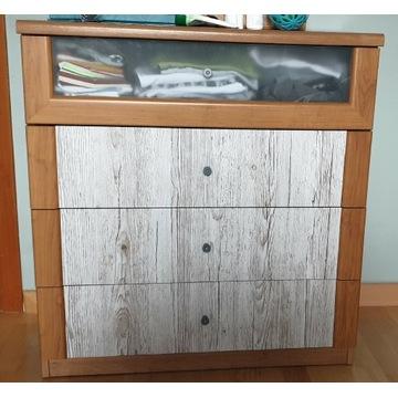 Komoda Ikea z czterema szufladami
