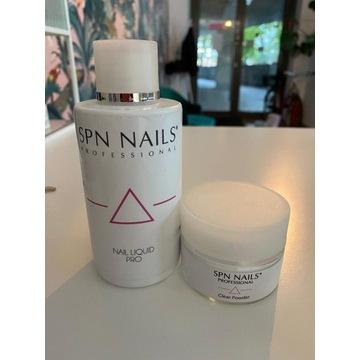 SPN Nails Liquid Pro 250ml i SPN - Clear Powder 42