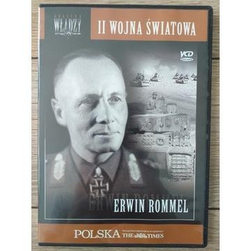 II WOJNA ŚWIATOWA ERWIN ROMMEL - FILM VCD