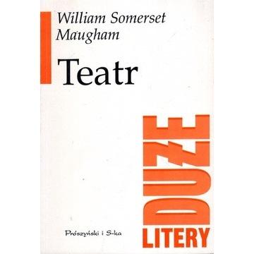 Somerset Maugham Teatr Duże litery