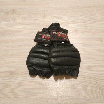 Rękawice napięstniki Professional Fighter