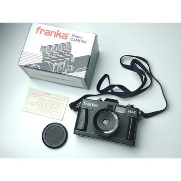 Franka MXII - lomograficzny kompakt analogowy