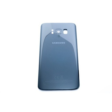 ORYGINALNA Obudowa   Plecki   Klapka Samsung S8  