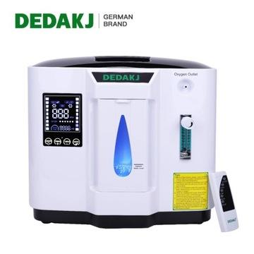 Przenośny generator koncentrator tlenu aparat 1-7L
