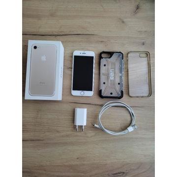 Iphone 7 256GB złoty