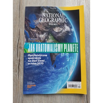National Geographic nr 4/2020