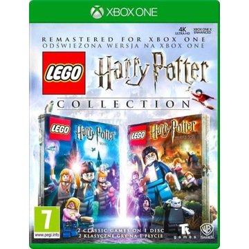 LEGO Harry Potter Collection XBOX ONE klucz VPN