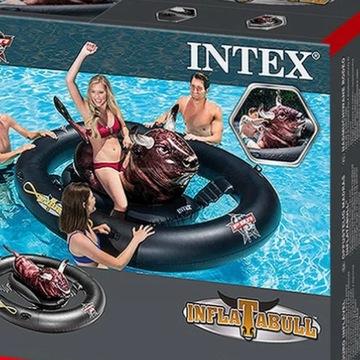 Nadmuchiwany byk rodeo INTEX