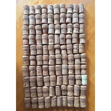 Korki od win musujących - 100 sztuk