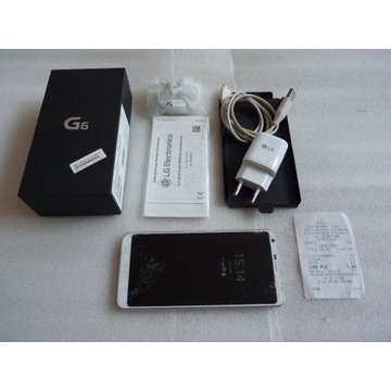 LG G6 H870 Bez Simlocka Komplet