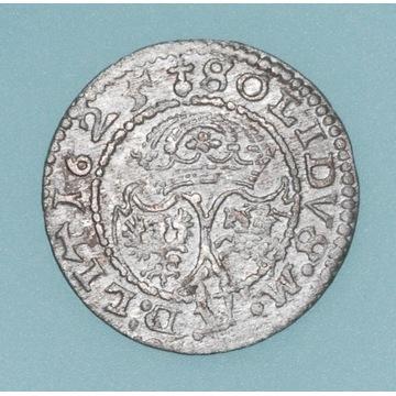szelag 1625, Wilno bardzo dobrze zachowany