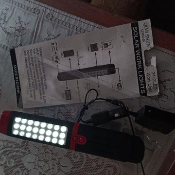 lampa kanałowa