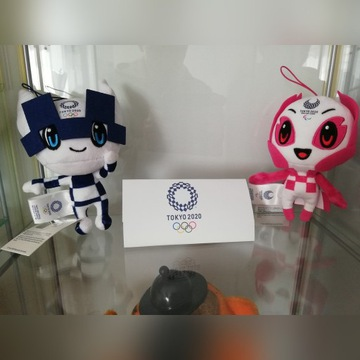 Maskotka olimpijska Tokio 2020, maskotka Igrzyska