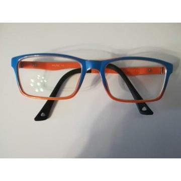 Oprawki okularowe Polly Folly Kids - świetny stan,