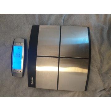 Zaawansowana waga łazienkowa Beuer BF100 (BMI)