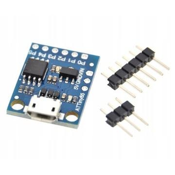 Moduł Mikrokontroler Digispark Arduino ATTiny85