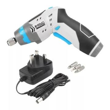 Wkrętak akumulatorowy MacAllister łamany 3,6 V
