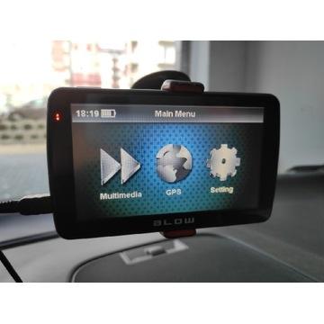Nawigacja GPS Blow