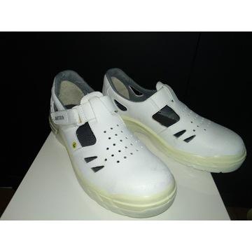 ARTRA ARMEN buty, sandały bezpieczne, używane, 46