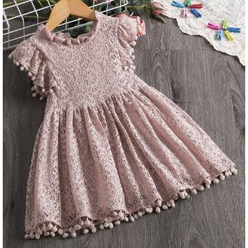 Sukienka koronka 140