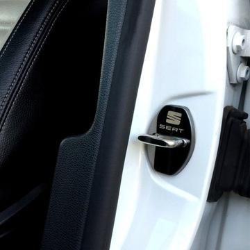 Ozdobna osłona zamków Seat Leon 2,3 Ibiza,Altea