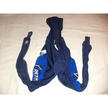 spodnie kolarskie długie vermarc rowerowe XL