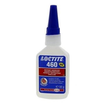 Profesjonalny klej błyskawiczny Loctite 460 50g
