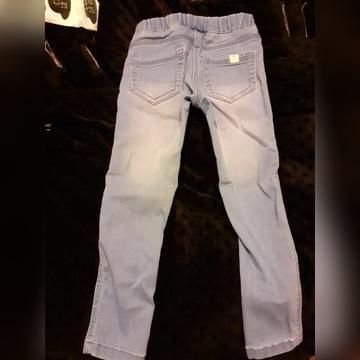 Dżinsy bawełniane COOL CLUB dla dziewczynki 104cm