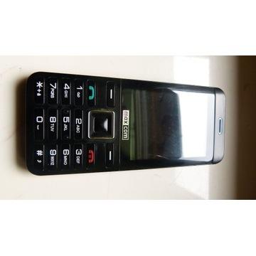 Telefon MaxCom MM236 zbity wyświetlacz reszta spr