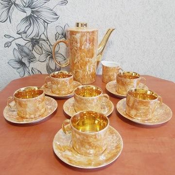 """Serwis porcelanowy do kawy, herbaty syg""""Karolina"""""""