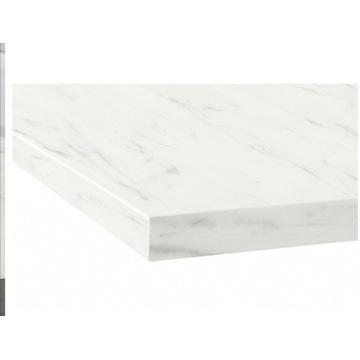 Nowy Blat  ekbacken biały imitacja marmuru laminat