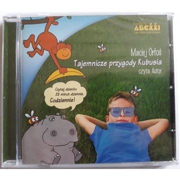 Tajemnicze przygody Kubusia M. Orłoś CD (folia)