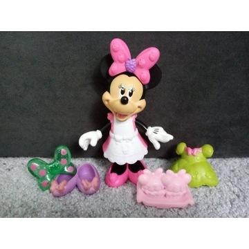 Myszka Minnie figurka 15 cm kuchareczka oryginalna
