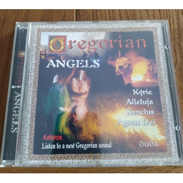 Gregorian Angels CD