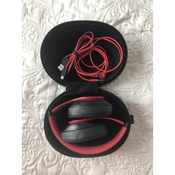 Apple Beats Studio3 Wireless czarno - czerwone