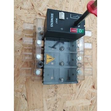 Rozłącznik 3 fazowy Siemens 3KA7, 3KA7112-4AA00