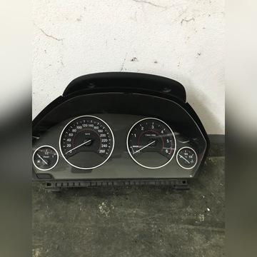 BMW f30 zegar
