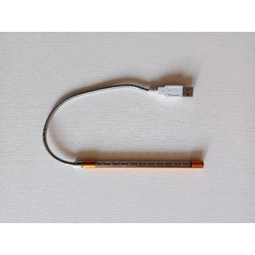 Podświetlenie do laptopa na USB.