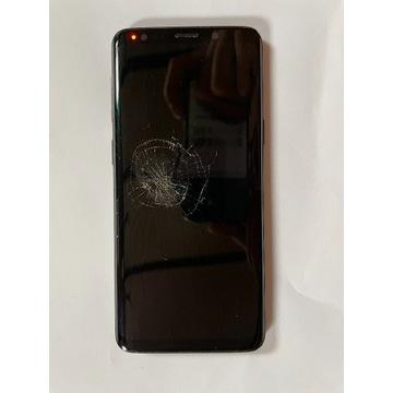 SAMSUNG GALAXY S9 64GB DUAL SIM Uszkodzony