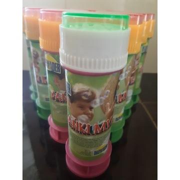 Bańki mydlane dla dzieci zabawka