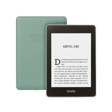 Nowy Kindle Paperwhite 4 - 8 GB zielony czytnik