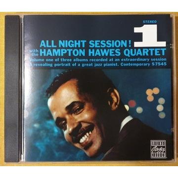 Hampton Hawes Quartet - All Night Seassion vol. 1