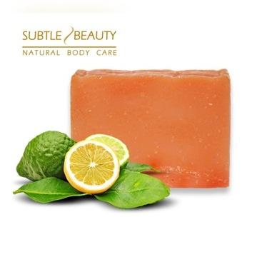 Naturalne, ręcznie robione mydło.