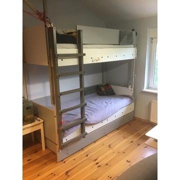 Łóżko piętrowe podwójne VOX