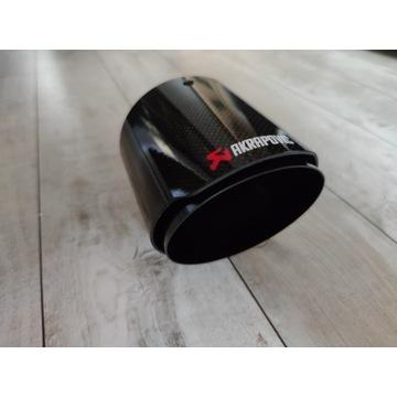Końcówka wydechu / tłumik AKRAPOVIC Carbon 63/101