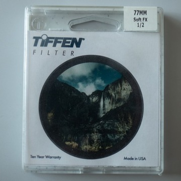 Tiffen Soft FX 1/2 77mm - IDEALNY 77SFX12